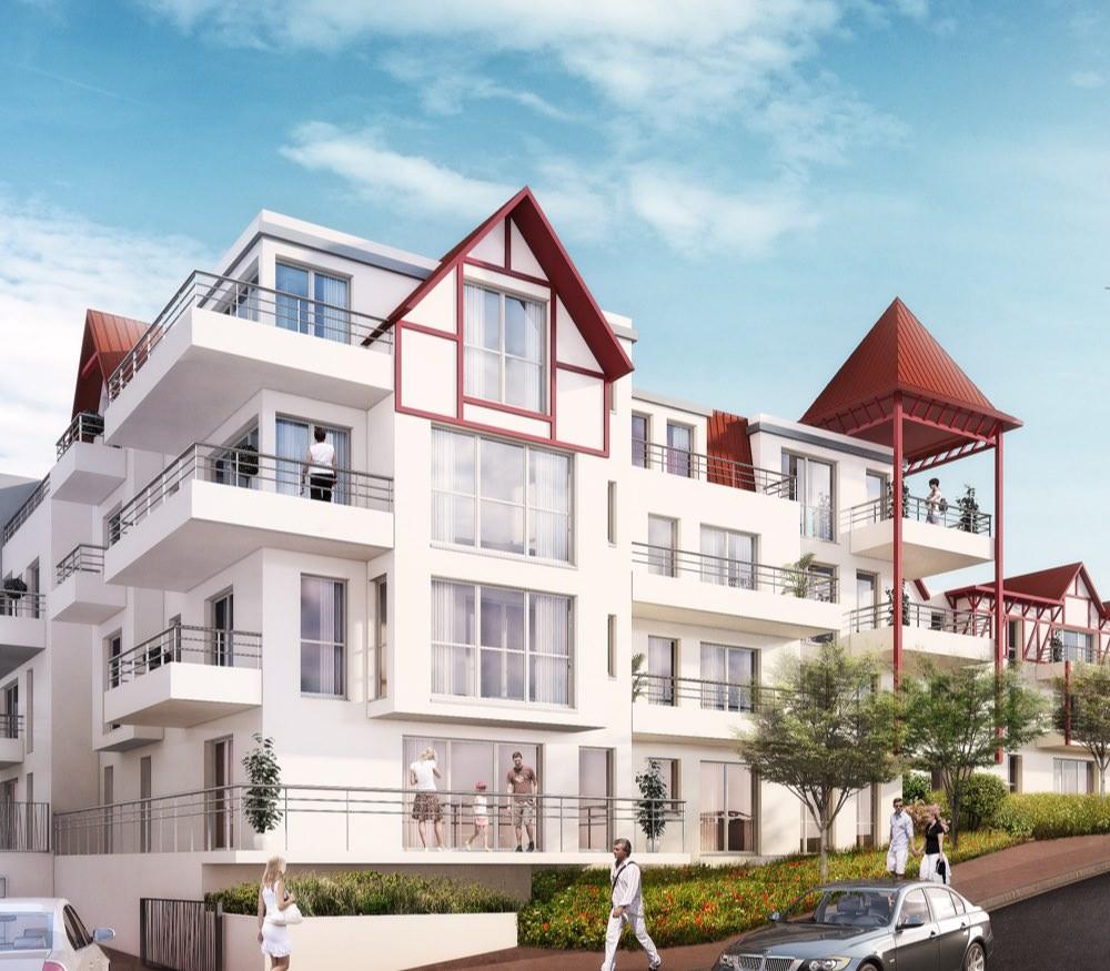 La belle poque logement neuf wimereux sigla neuf for Achat logement neuf