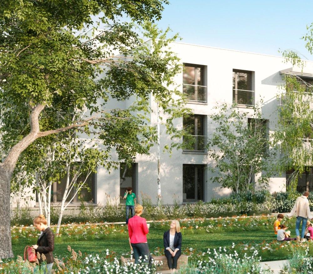 Achat appartement haubourdin 06 siglaneuf for Avantage achat appartement neuf
