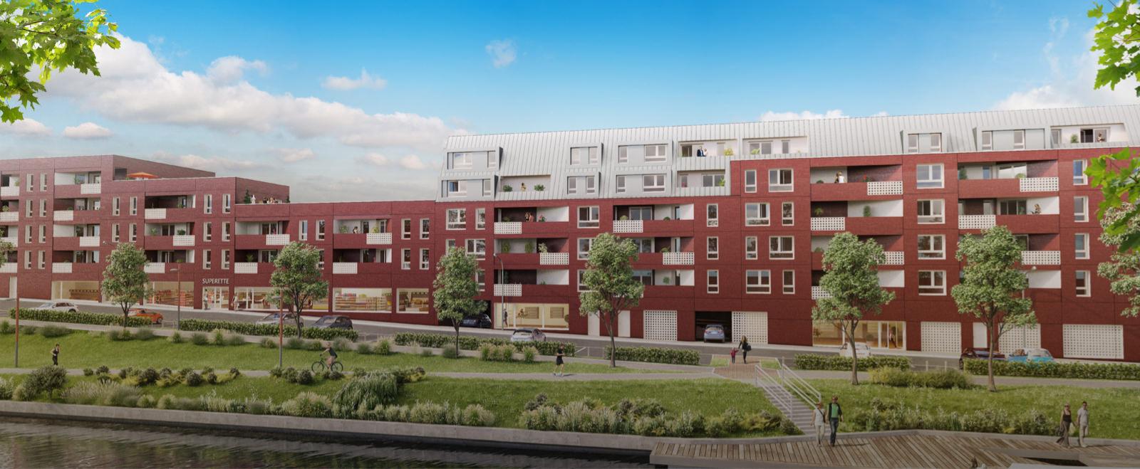 R sidence es ko achat appartement neuf valenciennes for Achat appartement neuf defiscalisation
