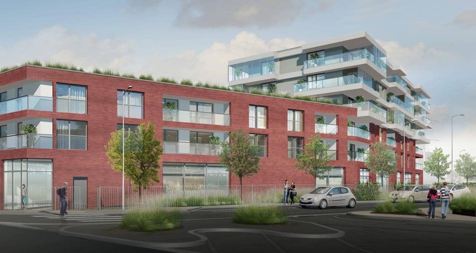 Lancement commercial : des maisons et appartements neufs à Tourcoing !