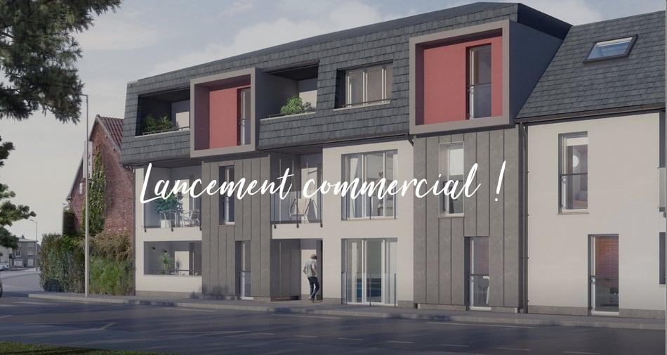 Un appartement neuf à Berck !