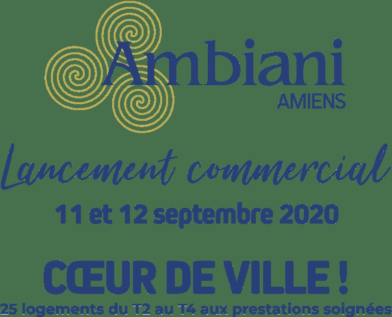 appartements neufs Amiens standing