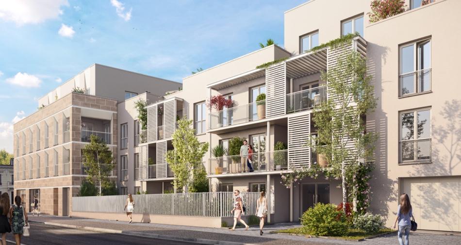 Epernay, lancement commercial de la résidence Champelites !